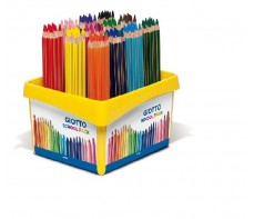 GIOTTO MEGA PENCILS CRATE 108