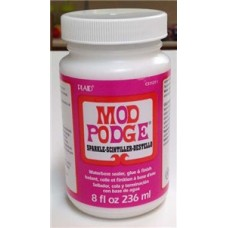 MOD PODGE SPARKLE 237ML