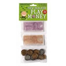NEW ZEALAND PLAY MONEY SET
