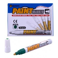 MUNGYO MEDIUM PAINT MARKERS GREEN
