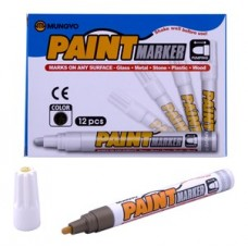 MUNGYO MEDIUM PAINT MARKERS GOLD