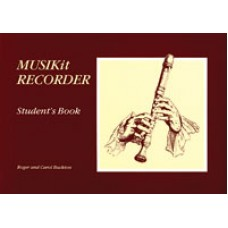 MUSIKIT RECORDER ONE STUDENTS BOOK
