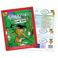 CLEVER KIWI MY WRITING BOOK TWO
