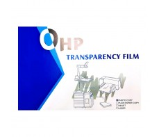 OHP TRANSPARENCY FILM BOX 100 FOR COPIERS
