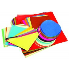 CLASSROOM PAPER SHAPES PACK