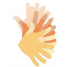 PAPER SHAPES - HANDS