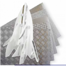 ADHESIVE FOIL INDUSTRIAL LOOK - A4 PAPERS - 20's