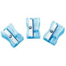 PLASTIC PENCIL SHARPENER - FOR TRIANGULAR PENCILS