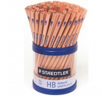 STAEDTLER 2B PENCIL NATURAL