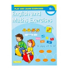 ENGLISH AND MATHS EXERCISES - AGE 6 +