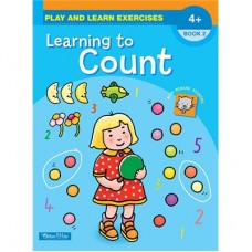 LEARNING TO COUNT - BOOK 2 - AGE 4 +