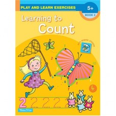 LEARNING TO COUNT - BOOK 3 - AGE 5 +