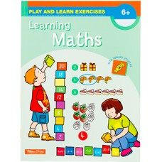 LEARNING MATHS WORKBOOK - AGE 6 +