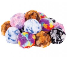 POM POMS SUPREME 70MM MULTICOLOUR-RAINBOW