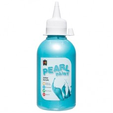 PEARLESCENT PAINT - 250ML - BLUE