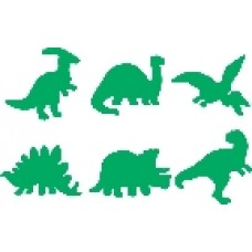 PAINT STAMPERS - DINOSAURS