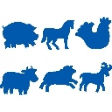 PAINT STAMPERS - FARM ANIMALS