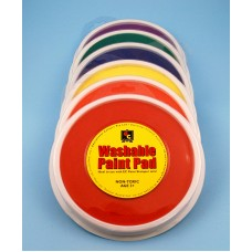 PAINT STAMPER PADS - SET 6
