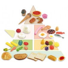 PYRAMID FOOD GROUP - 41 PIECES