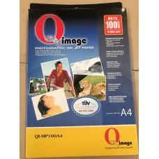 INKJET PHOTO PAPER A4 MATT 100GSM BOX 100 (CLEARANCE)