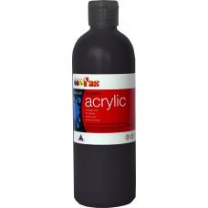 Student Acrylic Fas 1 Litre Black