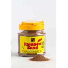 COLOURED SAND - CHOCOLATE BROWN - 1KG TUB