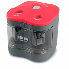 MILAN BATTERY POWERED PENCIL SHARPENER (INCLUDES MAXI HOLE)