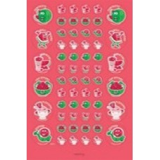 Scentsations Stickers - Watermelon 180's SS1008