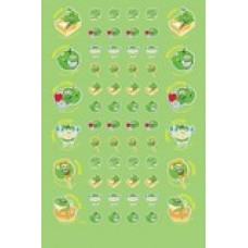 Scentsations Stickers - Apple 180's SS1009