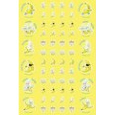 Scentsations Stickers - Banana 180's SS1015