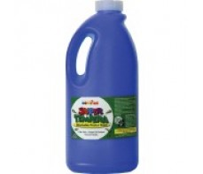 FAS SUPER TEMPERA POSTER PAINT 2 LITRE BLUE