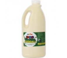 FAS SUPER TEMPERA POSTER PAINT 2 LITRE WHITE