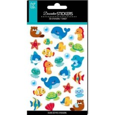 STICKERS SEA CREATURES