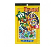 STICKERS TEACHERS REWARD STICKERS 413 ASSORTED