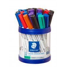 STAEDTLER COMPACT WHITEBOARD TUB 32 ASSORTED
