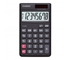 SX300 CASIO HANDHELD CALCULATOR