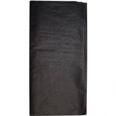 TISSUE PAPER - 8 SHEETS - BLACK