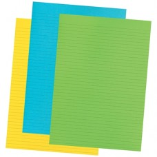 TOPLESS PADS - COLOURED - A4 - 3 PACK ASST