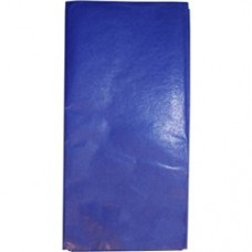 TISSUE PAPER - 8 SHEETS - DARK BLUE