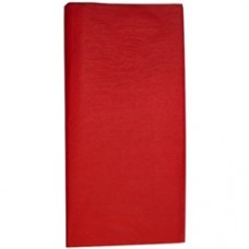 TISSUE PAPER - 8 SHEETS - RED