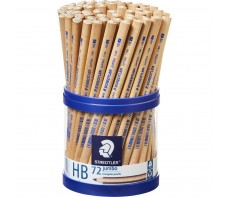 STAEDTLER NATURAL JUMBO TRI PENCIL HB