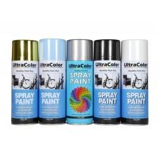 UltraColor SPRAY PAINT - Aluminium
