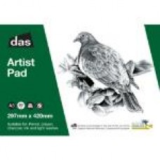 Artists Woodpigeon Pads A2
