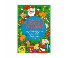 XMAS COLOURING BOOK