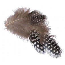 PARTRIDGE FEATHERS - NATURAL