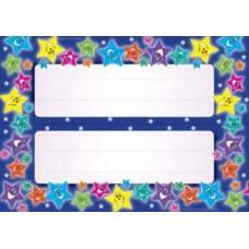 Nameplates - Stars 26's NP9512