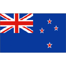 NZ FLAG 3 X 5 FT