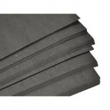 HEAVY SHEET BLACK CARD A2 100's