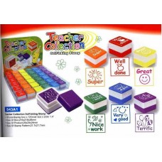 TEACHERS STAMP SETS - 6's
