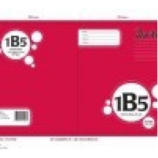 1B5 - EXERCISE BOOK - RULED - 7MM